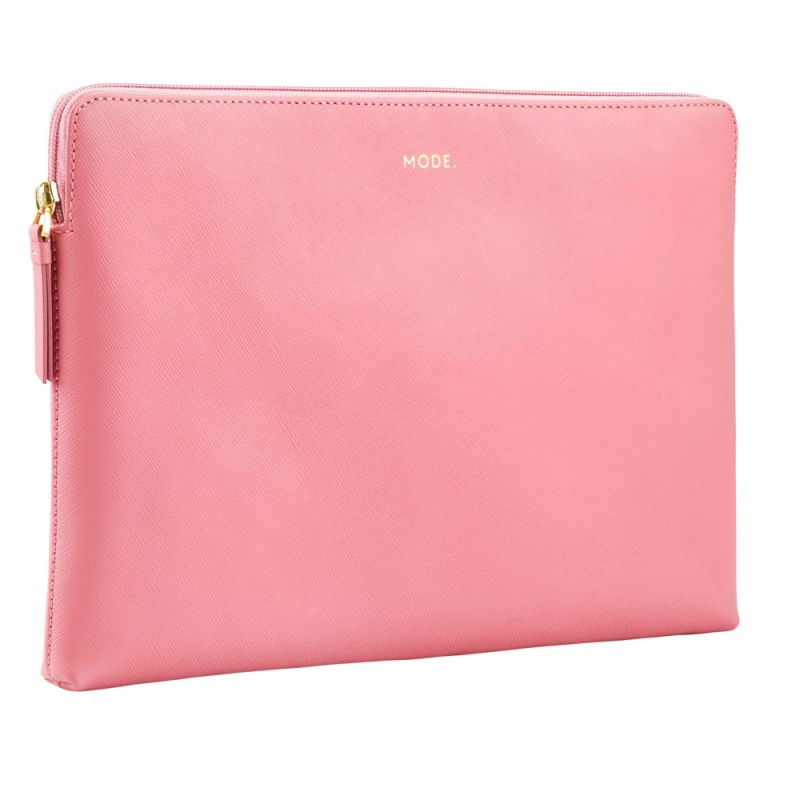 dbramante1928 Paris Sleeve MacBook Pro 13 inch / Air 2018 Lady Pink - 2