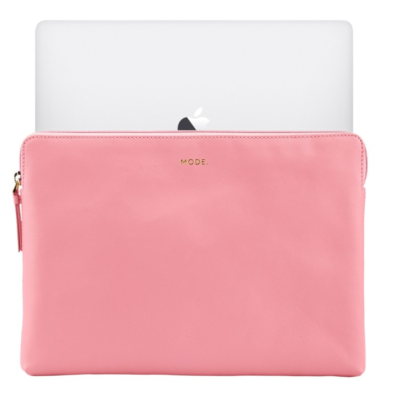 dbramante1928 Paris MacBook Air 13 inch Sleeve Lady Pink - 6
