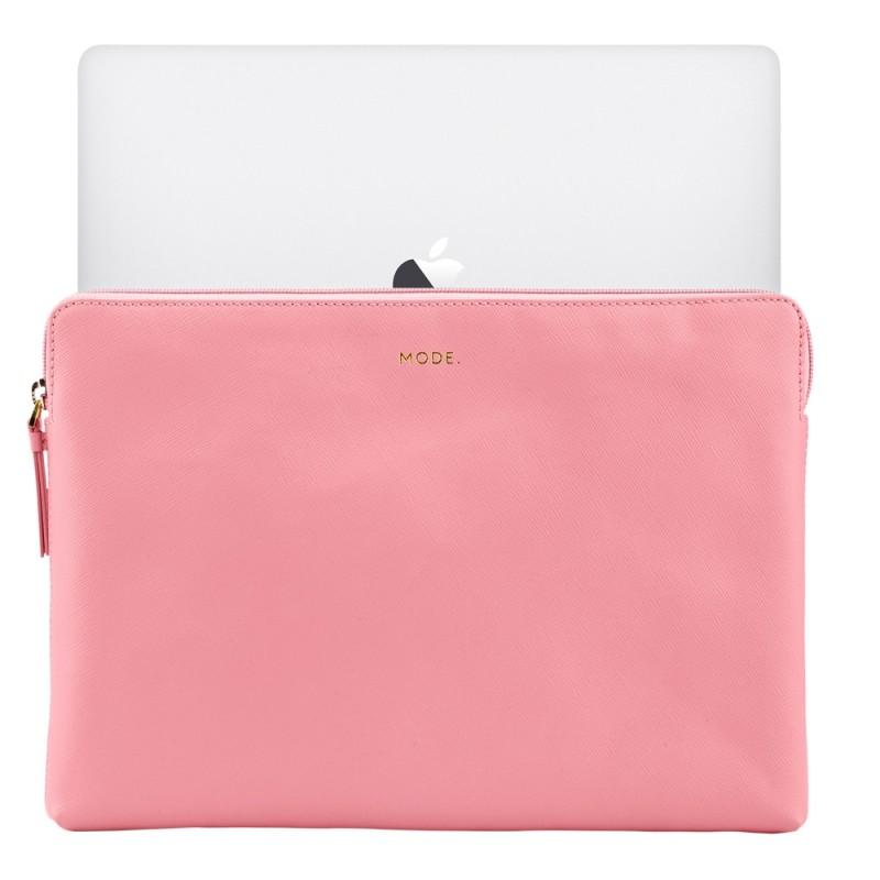 dbramante1928 Paris MacBook Air 13 inch Sleeve Lady Pink - 6