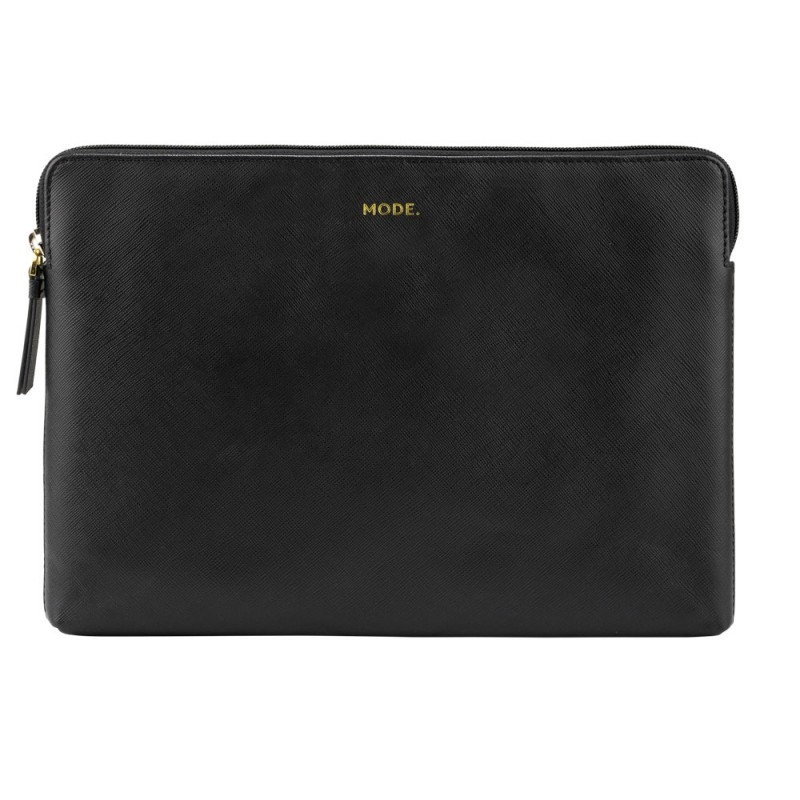 dbramante1928 Paris MacBook Air 13 inch Sleeve Midnight Black - 3