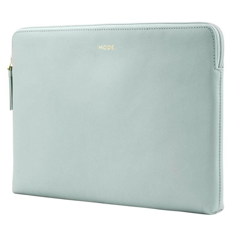 dbramante1928 Paris MacBook Air 13 inch Sleeve Misty Mint - 1