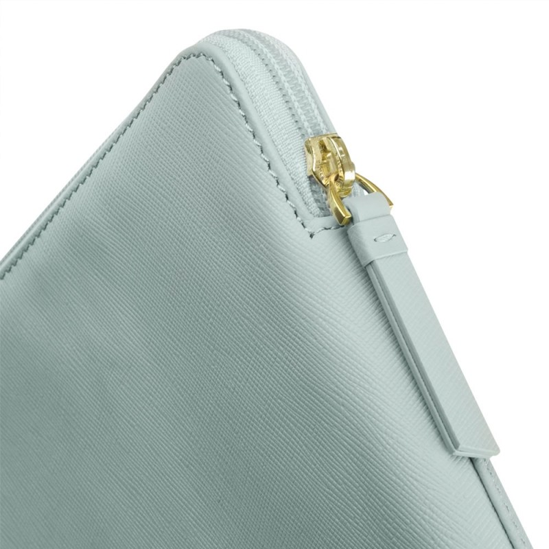 dbramante1928 Paris MacBook Air 13 inch Sleeve Misty Mint - 7