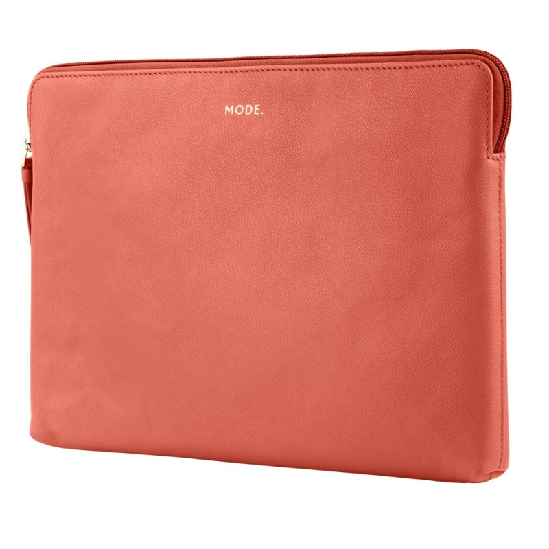 dbramante1928 Paris Sleeve MacBook Pro 13 inch / Air 2018 Rusty Rose - 1