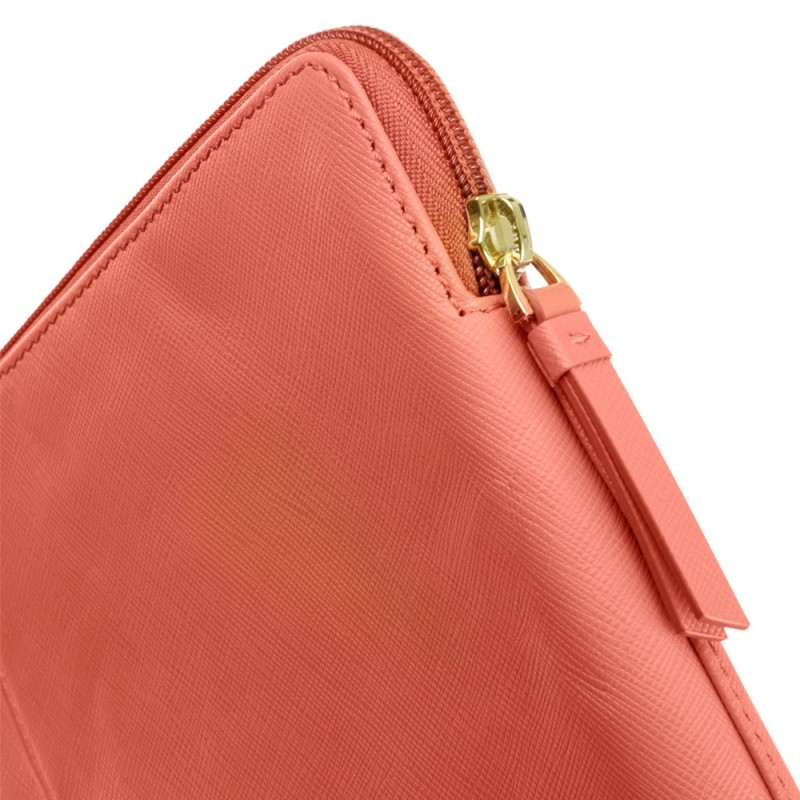 dbramante1928 Paris Sleeve MacBook Pro 13 inch / Air 2018 Rusty Rose - 6