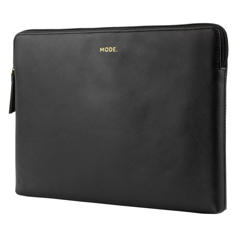 dbramante1928 Paris Sleeve MacBook Pro 13 inch / Air 2018 Midnight Black - 1