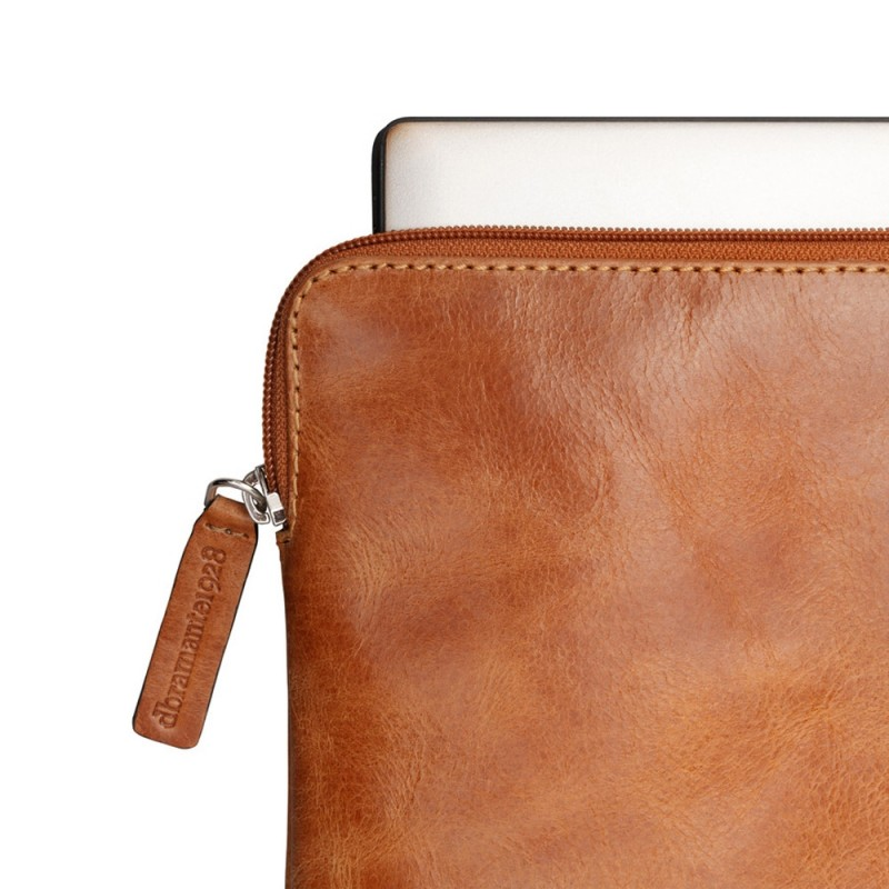 Dbramante1928 Skagen 15 inch MacBook Pro (2016 / 2017) Sleeve Tan - 4
