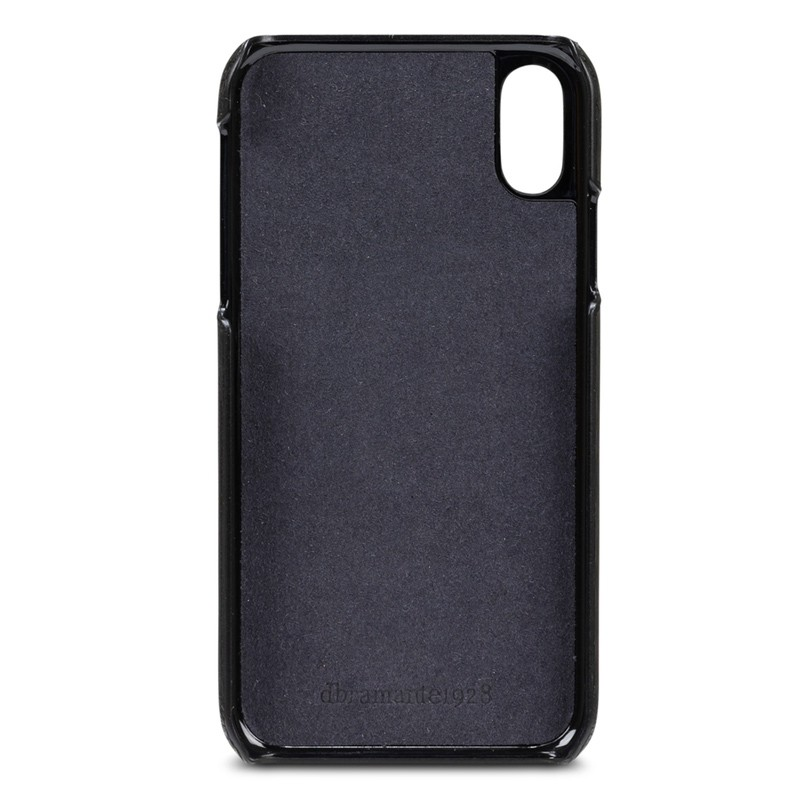Dbramante1928 Tune CC iPhone XR Cover Zwart 05