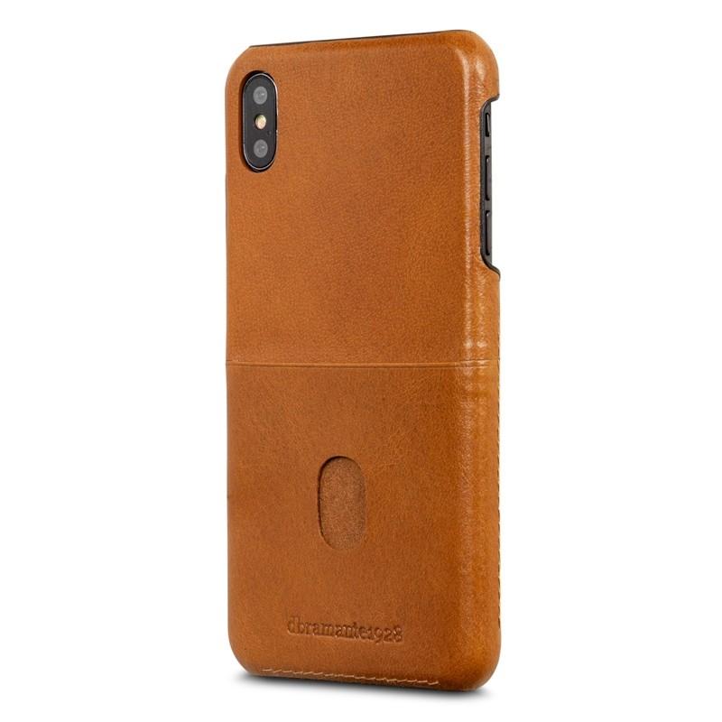 Dbramante1928 Tune CC iPhone XS Max Hoesje Tan Bruin 04