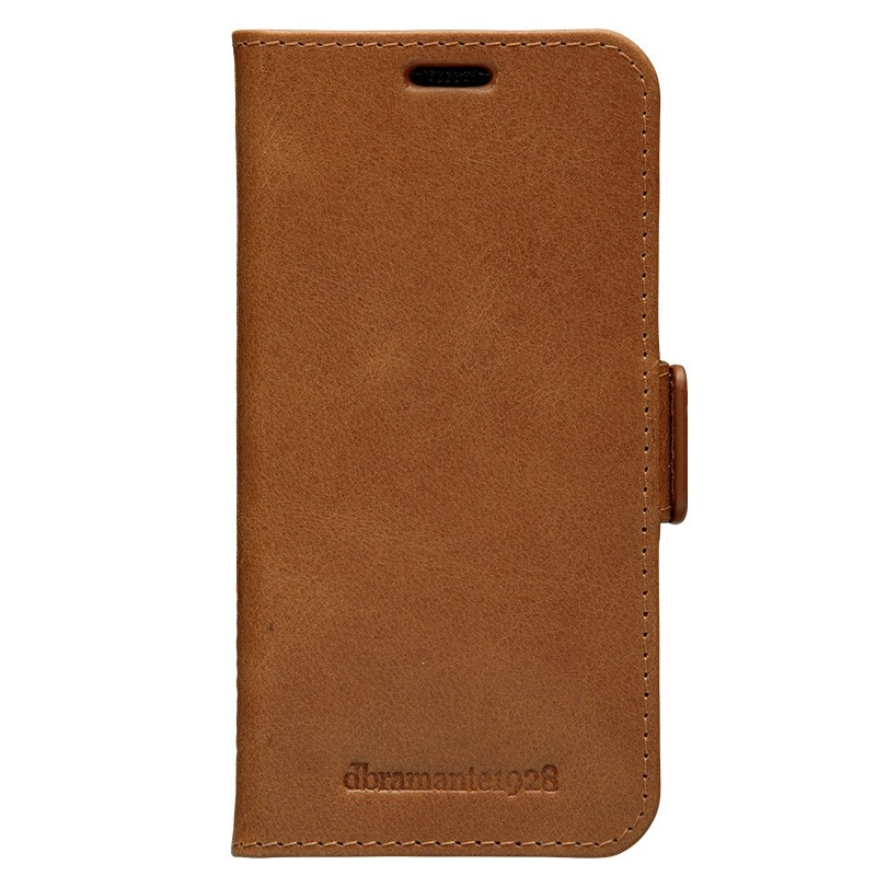 Dbramante1928 - Copenhagen Slim iPhone 12 Mini 5.4 inch Bruin 06