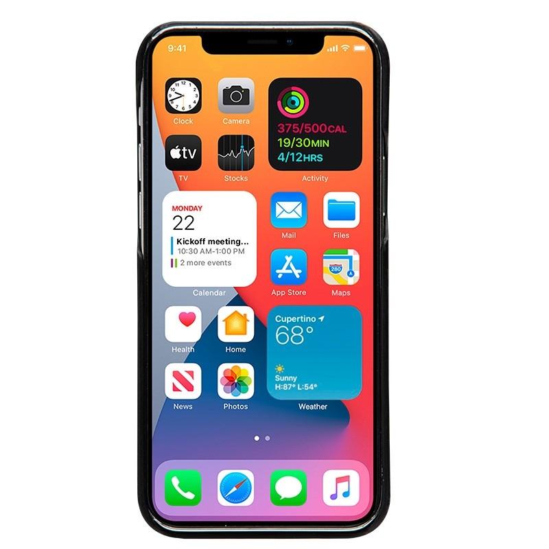 Dbramante1928 Lynge iPhone 12 / 12 Pro 6.1 Zwart - 4