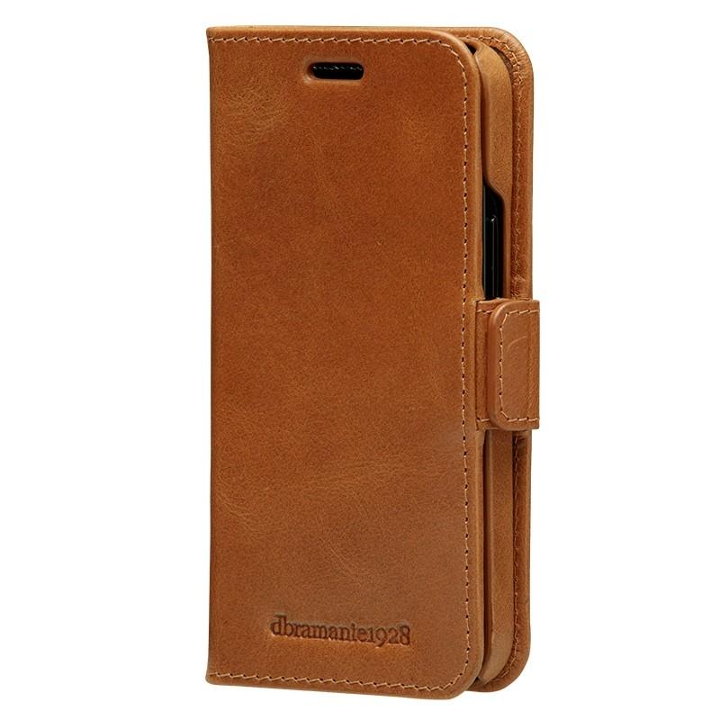 Dbramante1928 - Lynge iPhone 12 Mini 5.4 inch Wallet Bruin 03