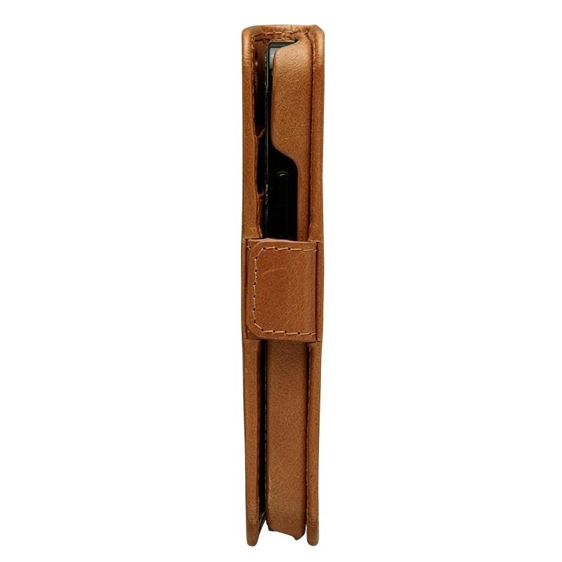 Dbramante1928 - Lynge iPhone 12 Mini 5.4 inch Wallet Bruin 09