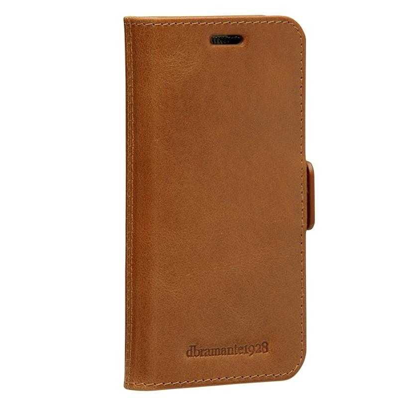 Dbramante1928 - Lynge iPhone 12 Mini 5.4 inch Wallet Bruin 08