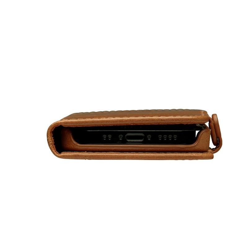 Dbramante1928 - Lynge iPhone 12 Mini 5.4 inch Wallet Bruin 10