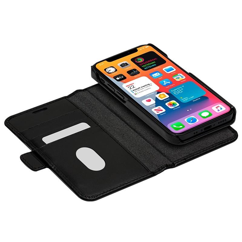 Dbramante1928 - Lynge iPhone 12 Mini 5.4 inch Wallet Zwart 03