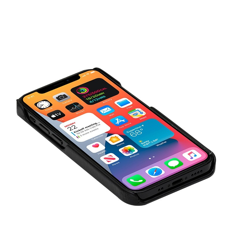 Dbramante1928 Lynge iPhone 12 Pro Max Zwart - 4