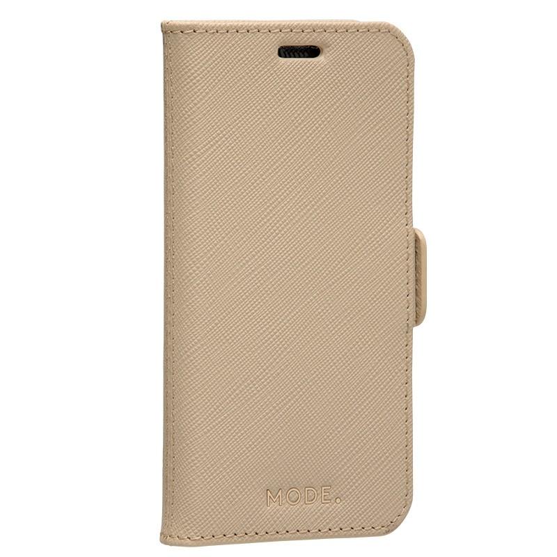 Dbramante1928 Milano Wallet iPhone 12 Mini Sahara Sand - 5