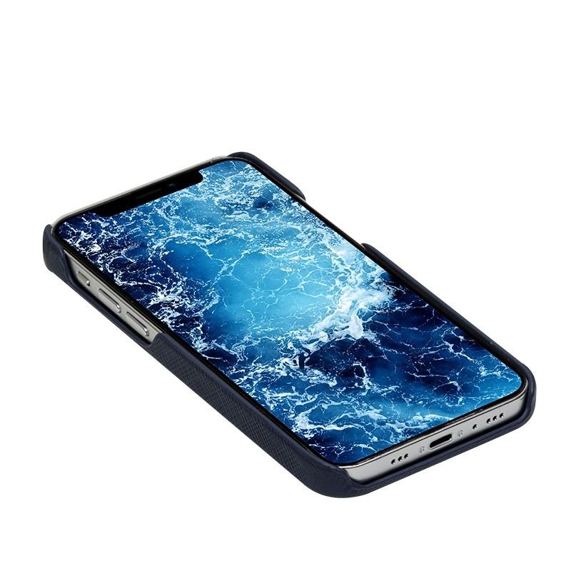 Dbramante1928 New York iPhone 12 Mini Ocean Blue - 5