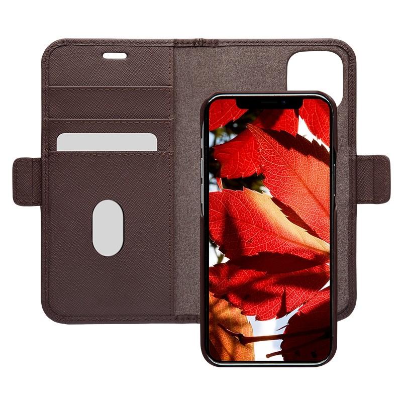 Dbramante1928 New York iPhone 12 Mini Dark Chocolate - 6