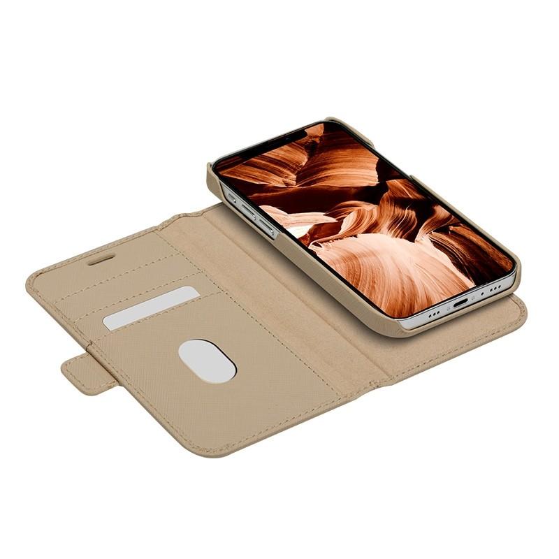 Dbramante1928 New York iPhone 12 Mini Sahara Sand - 1