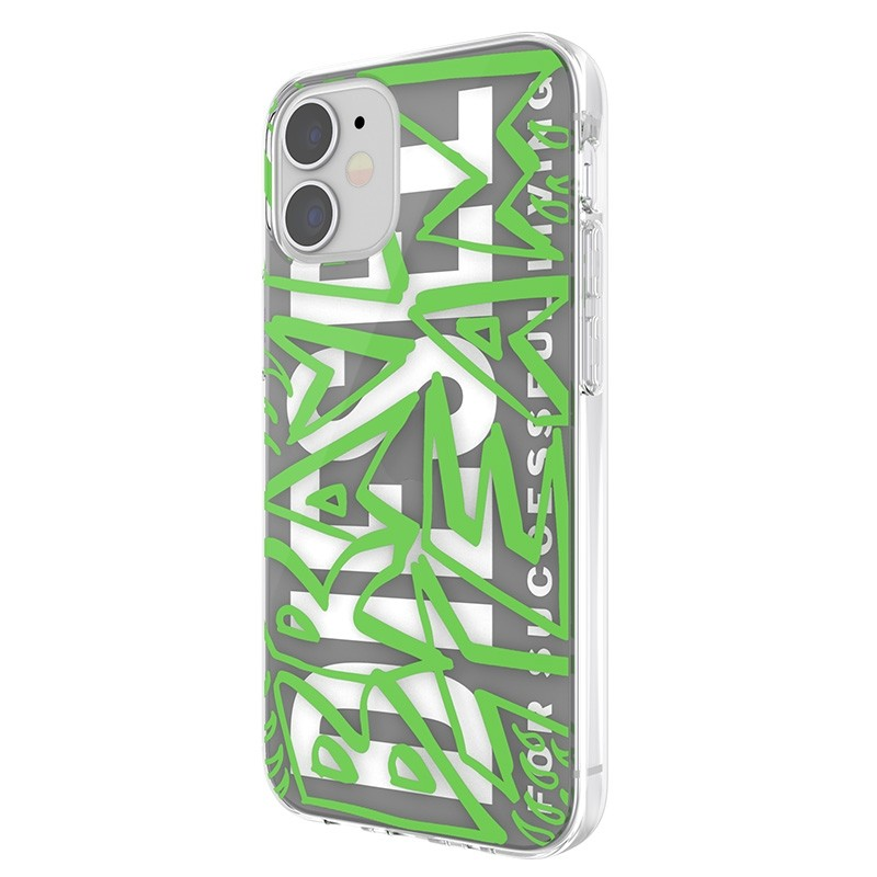 Diesel Snap Case Clear iPhone 12 Mini 5.4 clear green 06