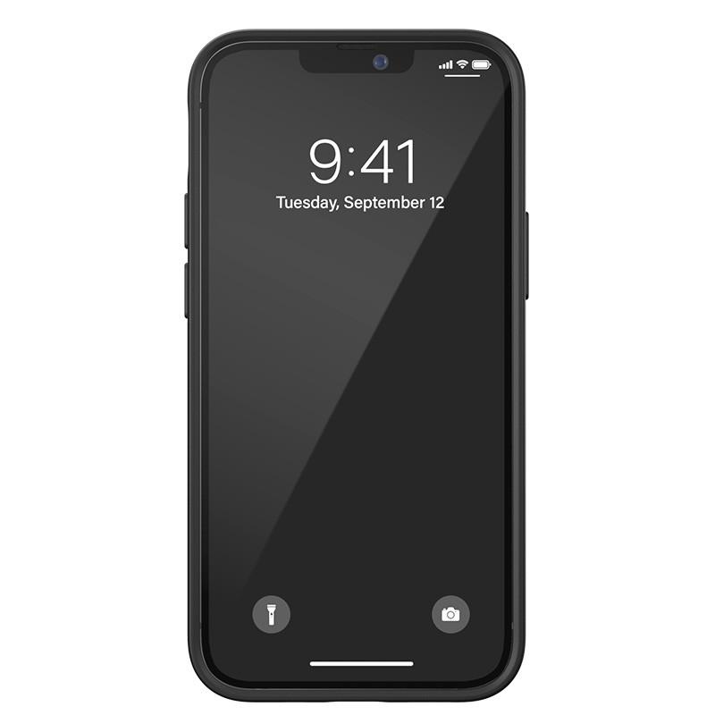 Diesel Moulded Case iPhone 12 Mini blauw/zwart barcode 06