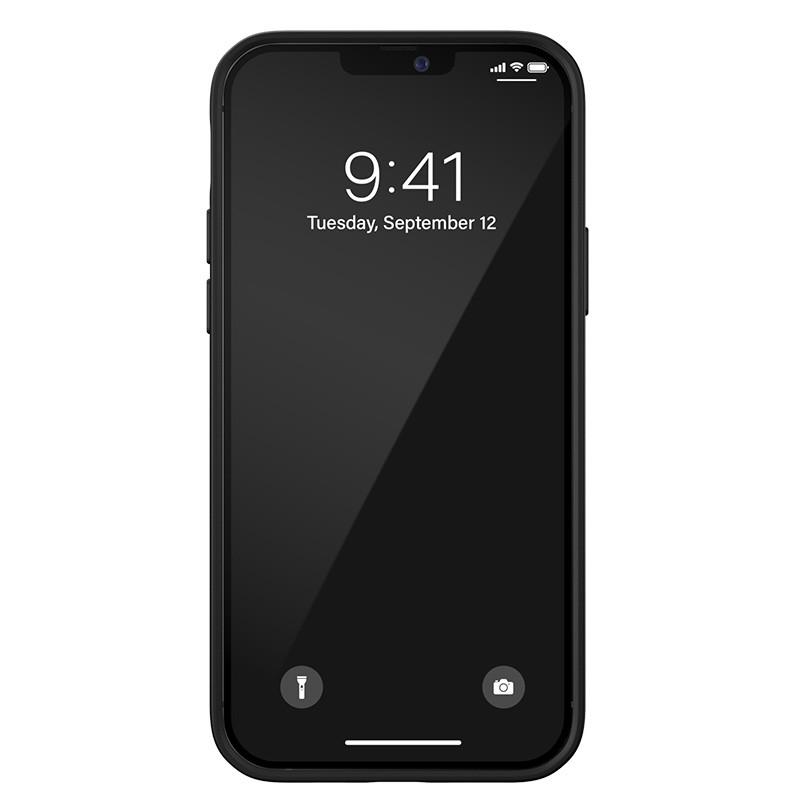 Diesel - Moulded Case iPhone 12 / 12 Pro 6.1 blauw/wit/zwart 04