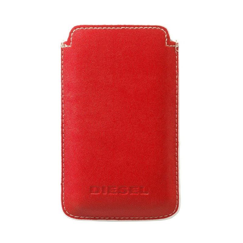 Diesel New Hastings iPhone 4(S) Red/White - 2