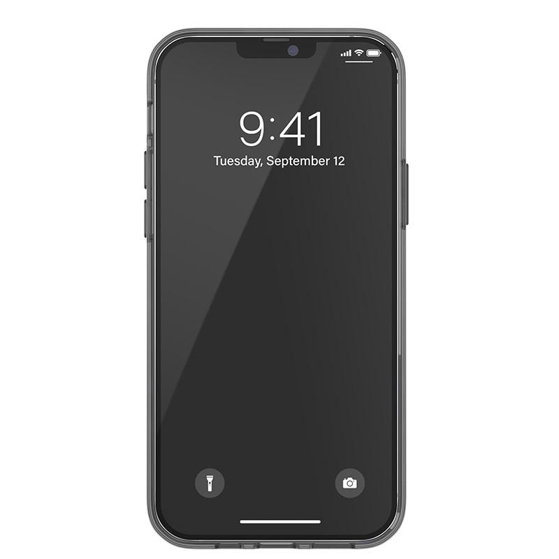 Diesel Snap Case Clear iPhone 12 en iPhone 12 Pro 5.4 Holo Logo 04
