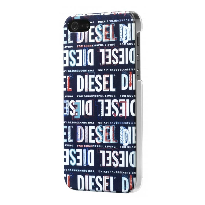 Diesel Snap Case iPhone 5 Diesel All Over - 2
