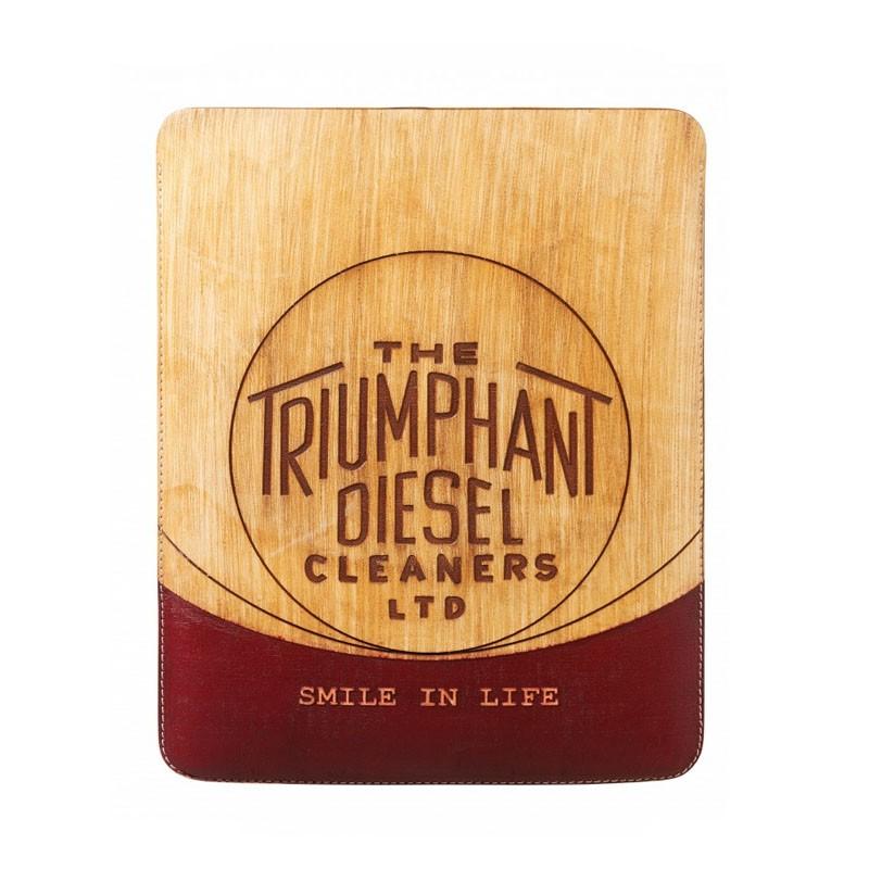 Diesel Wood Paddy Sleeve iPad Triumphant - 1
