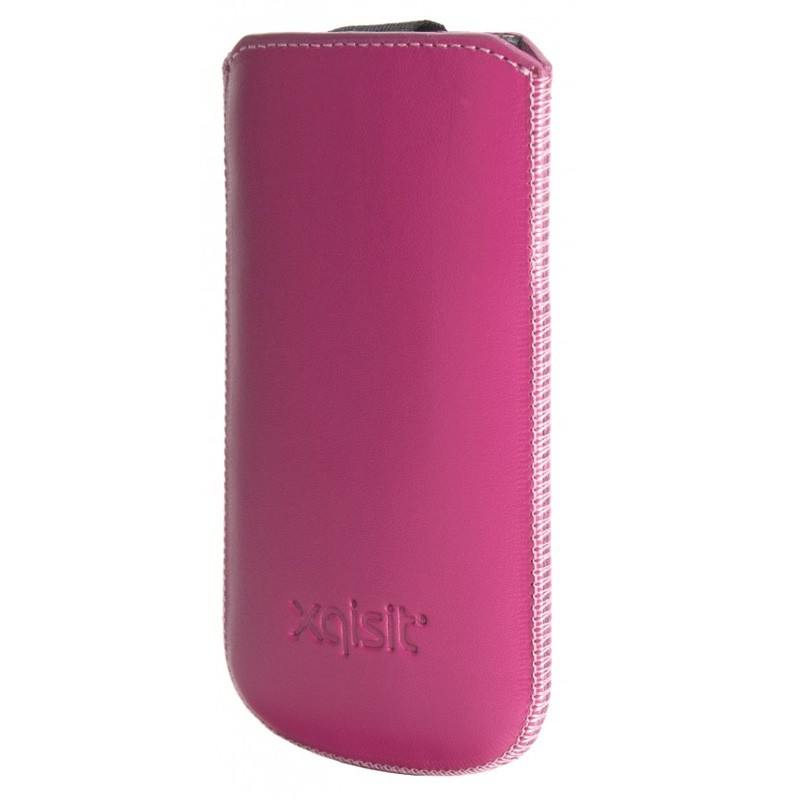 Xqisit Easy Out iPhone 5/5S Fuchsia