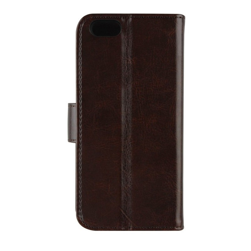 Xqisit Eman Wallet iPhone 6 Plus Brown - 3