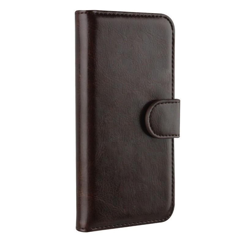 Xqisit Eman Wallet iPhone 6 Plus Brown - 4