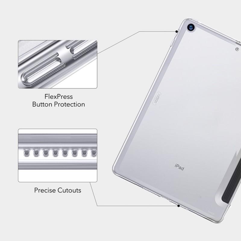 ESR Clear Back Case iPad 10.2 (2020 / 2019) - 5