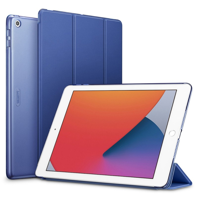 ESR Ascend Trifold Case iPad 10.2 Blauw - 3