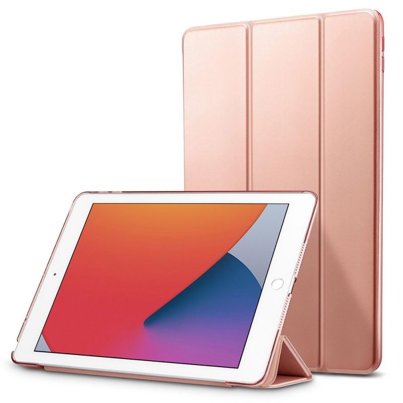 ESR Ascend Trifold Case iPad 10.2 Roze - 1