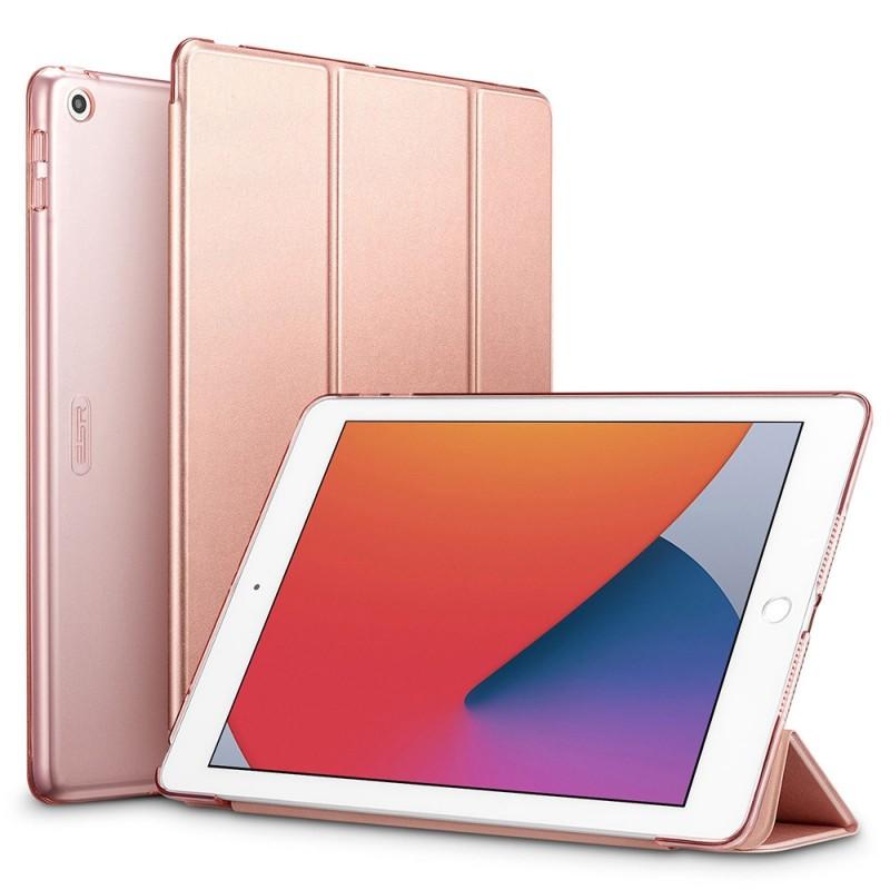 ESR Ascend Trifold Case iPad 10.2 Roze - 3