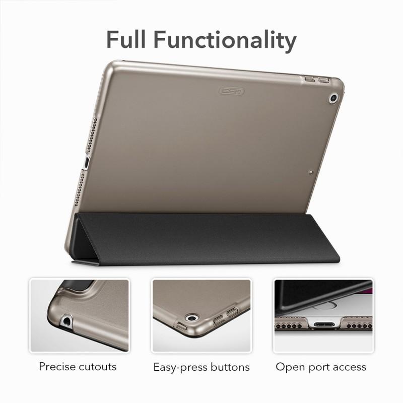 ESR Ascend Trifold Case iPad 10.2 Roze - 6