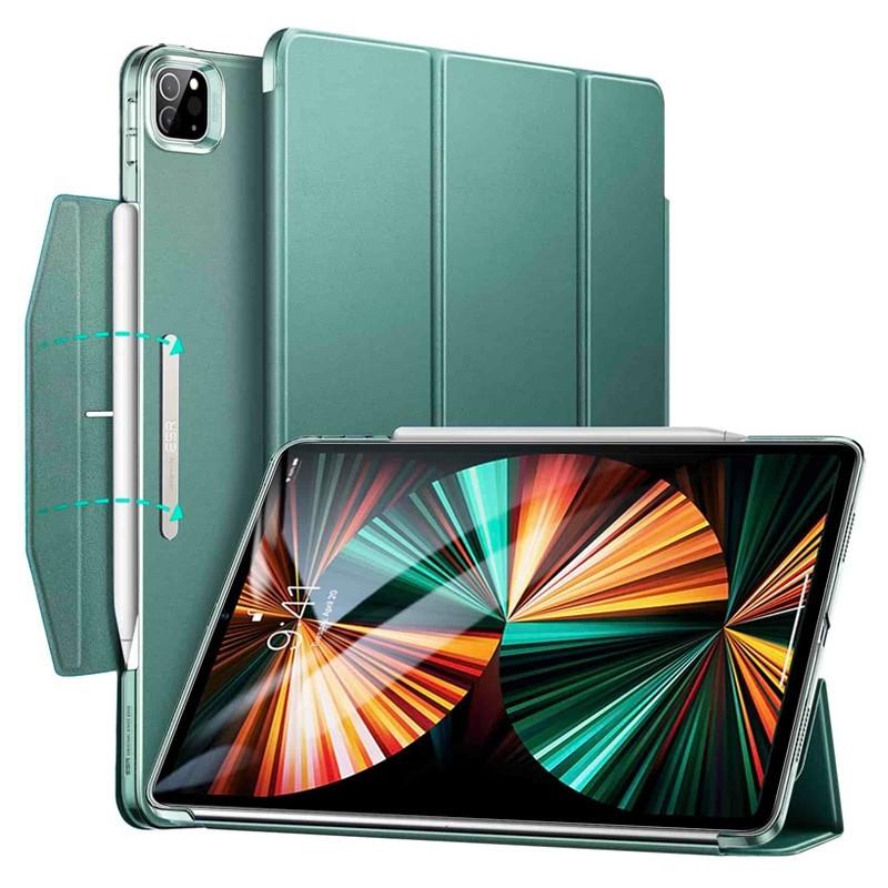 ESR Ascent Trifold Case iPad Pro 12.9 inch (2021) Green - 1