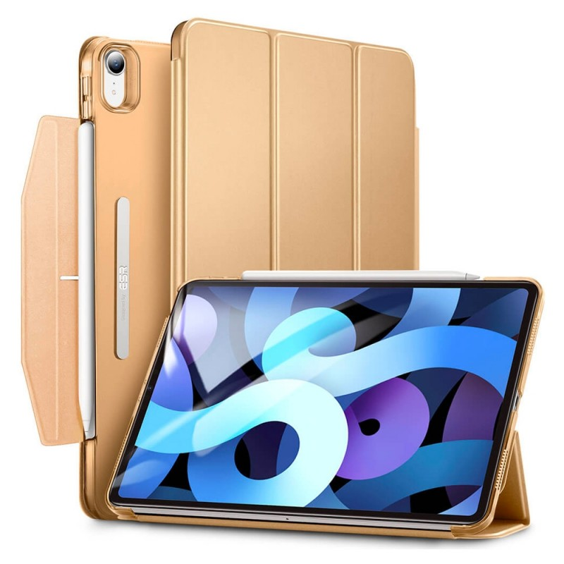 ESR Ascend Trifold Case iPad Air 4 (2020) Khaki - 1