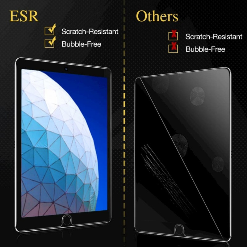 ESR Glazen Screenprotector iPad Air 10.5 (2019) - 3