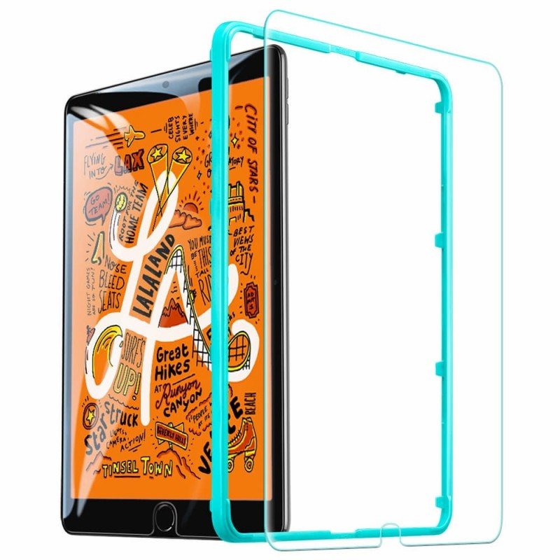 ESR Glazen Screenprotector iPad mini (2019) - 1