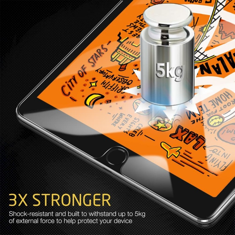 ESR Glazen Screenprotector iPad mini (2019) - 4
