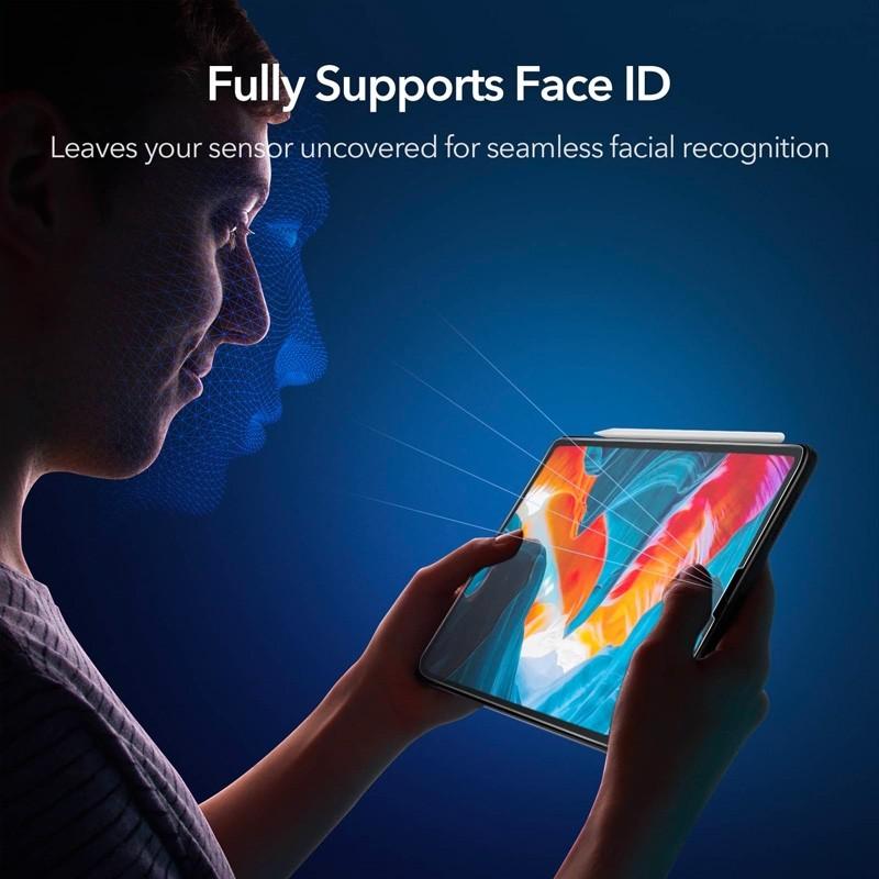 ESR Paper Feel Screenprotector iPad Pro 12.9 (2021/2020/2018) - 5