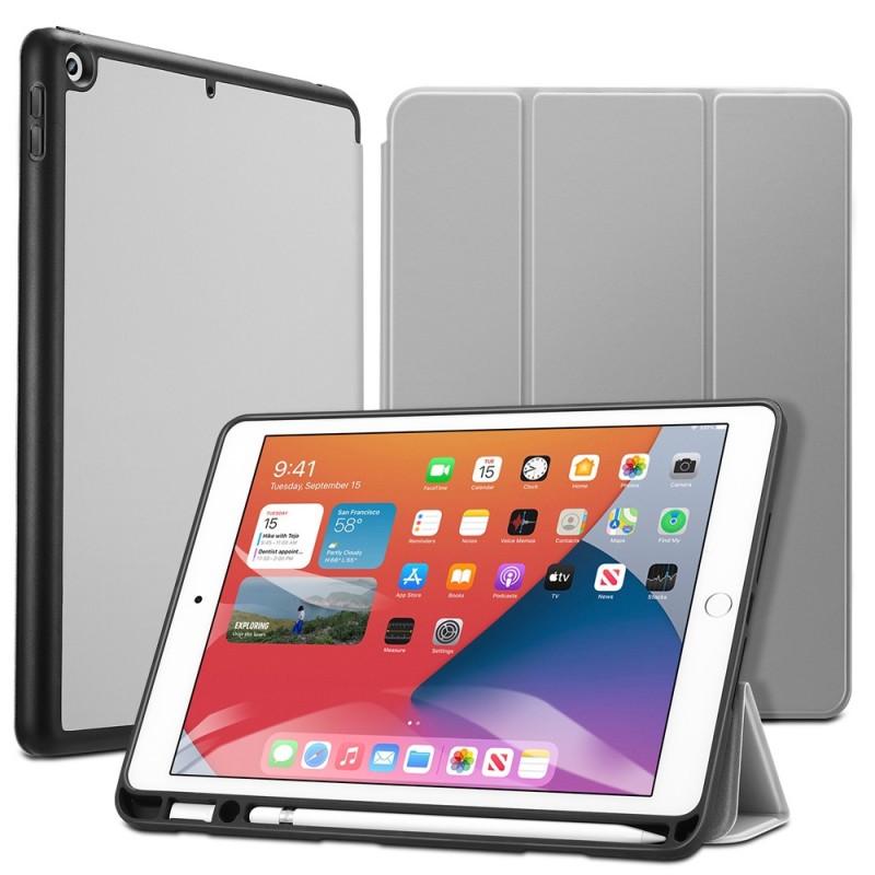 ESR Rebound Pencil Case iPad 10.2 (2020 / 2019) Zilver - 3