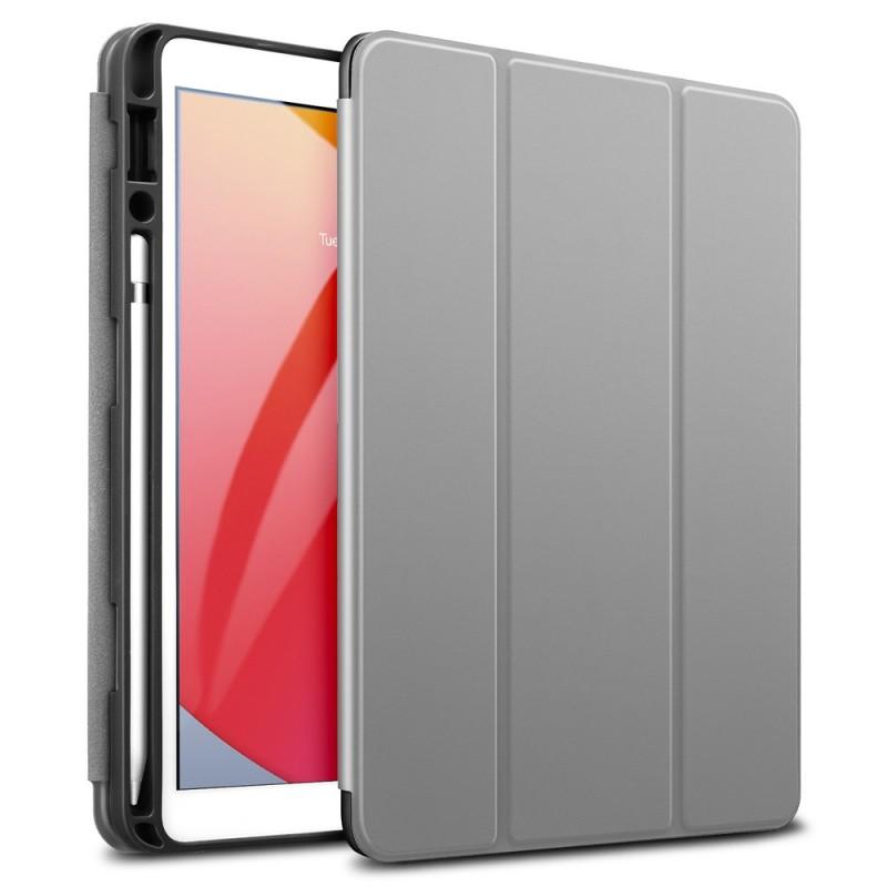 ESR Rebound Pencil Case iPad 10.2 (2020 / 2019) Zilver - 2