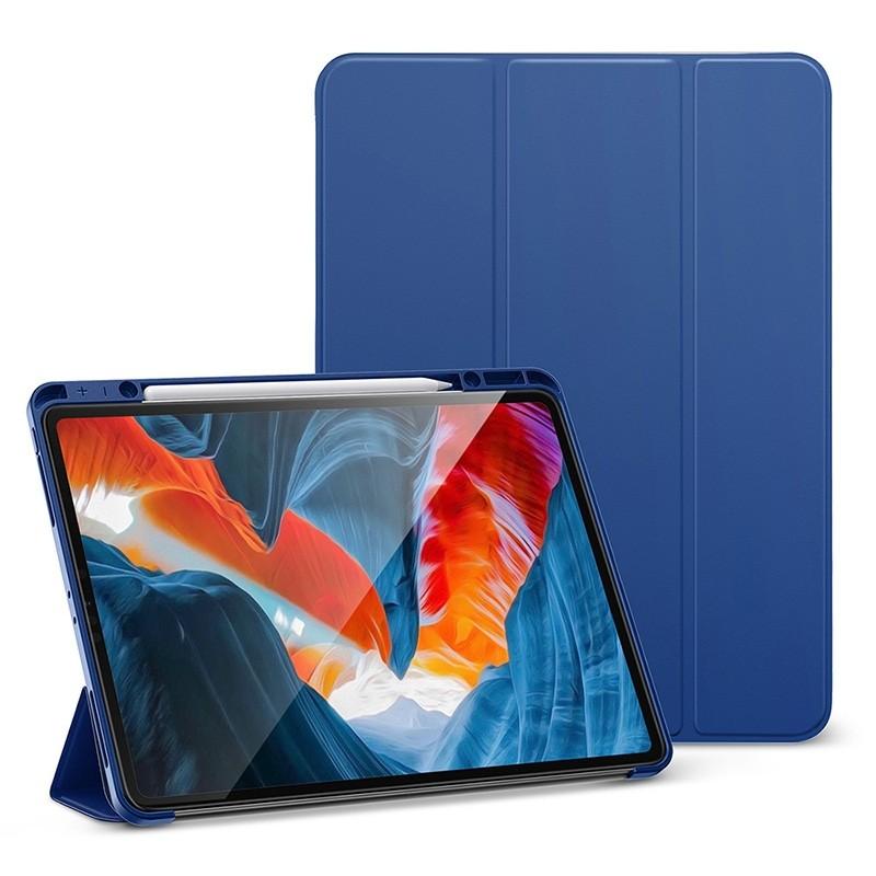 ESR - Rebound Pencil Case iPad Pro 12.9 inch (2021) Blauw - 1