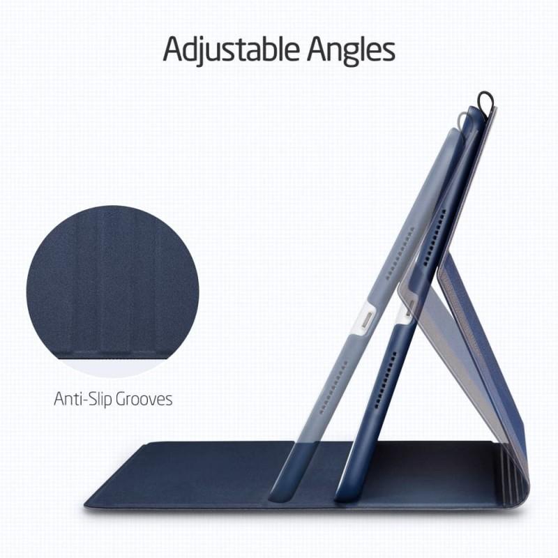 ESR Premium Folio iPad Air 10.5 (2019) Donkerblauw - 4
