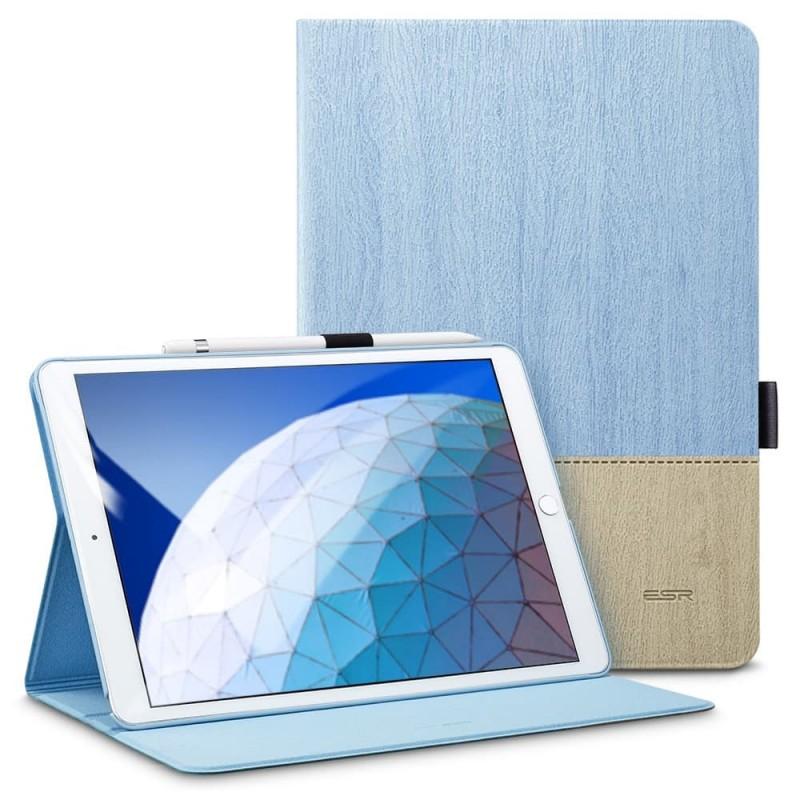 ESR Premium Folio iPad Air 10.5 (2019) Lichtblauw - 1